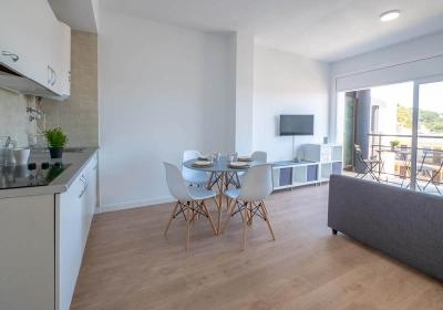 Apartamentos AR Melrose Place - AerofilmHD 31052019_00245