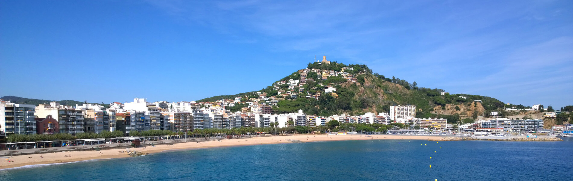 Blanes - Apartreception Apartaments